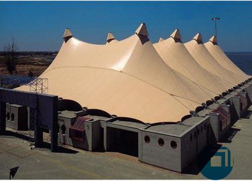屋顶/出口膜结构