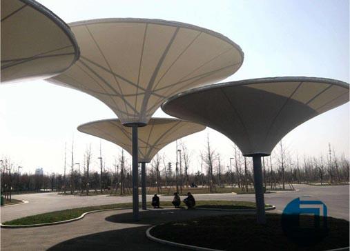 襄阳膜结构工程-景观膜结构